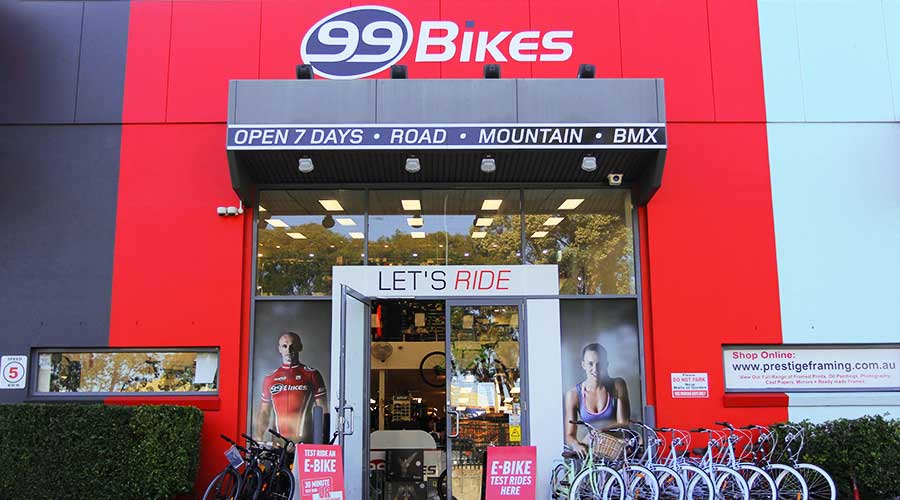 Castle Hill Bike Shop