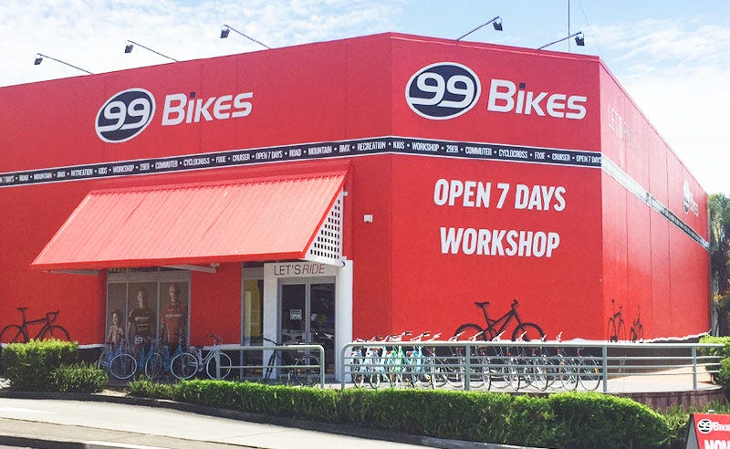 99 Bikes Windsor: Premanently Closed