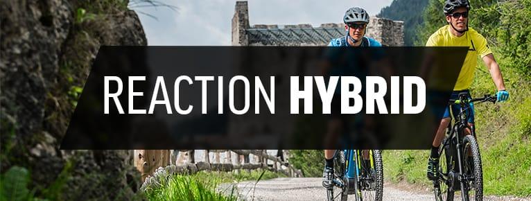 Cube Reaction Hybrid