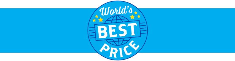 World's Best Price