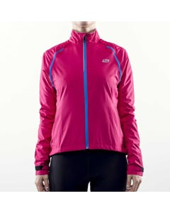 Bellwether Velocity Convertible Jacket Berry