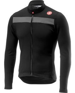 Jersey LS Castelli Puro 3 Thermal Black