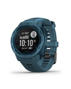 Garmin Instinct GPS Watch Lakeside Blue