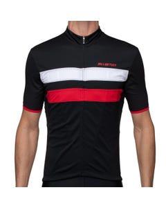 Bellwether Prestige Short Sleeve Jersey Black
