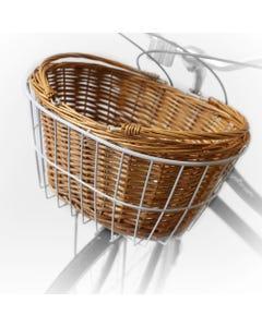 Pedal Uptown DLX Wicker Basket