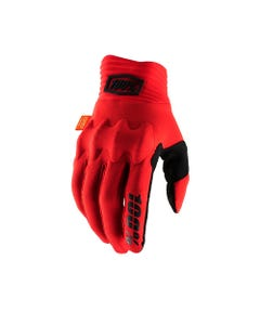 100% Cognito Gloves Red