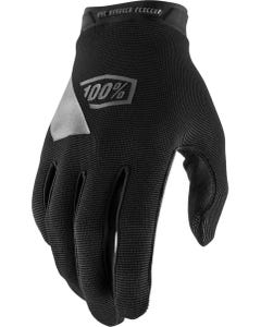 100% Ridecamp Youth Gloves Black