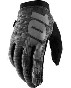 Gloves FF 100% Brisker Heather Grey