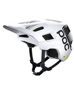 Helmets POC Kortal Race MIPS White/Black