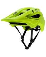 FOX Speedframe Helmet Flow Yellow