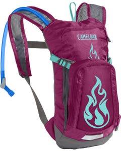 Camelbak Mini M.U.L.E. Hydration Bag 1.5L Baton Rouge/Flames