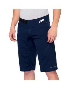 Shorts 100% Airmatic Navy