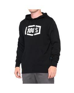 Hoodie 100% ESSENTIAL Sweatshirt Black
