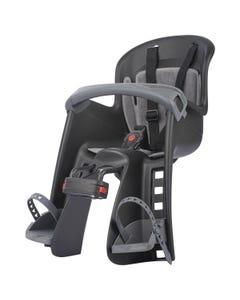 Baby Seat Polisport Bilby Junior FHT Dark Black/Dark Grey
