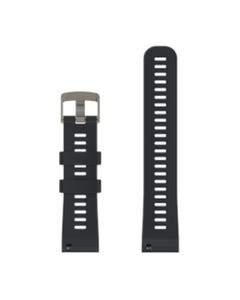 Watch Acc Wahoo Rival Watch Band Stealth Grey