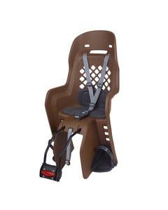 Polisport Joy FF Baby Seat Brown/Dark Grey