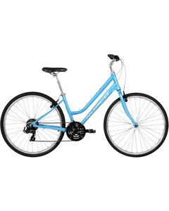 Norco Yorkville Womens Blue (2018) | 99 Bikes