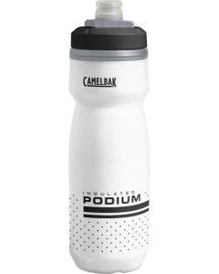 Camelbak Podium Chill .6L Bottle White/Black