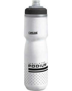 Camelbak Podium Big Chill Bottle White/Black 0.7L