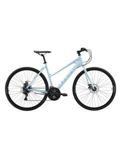 Pedal Pacer 2 MD Women's Flat Bar Road Bike Light Blue