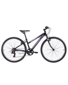 Pedal Ranger 2 Women's Mountain Bike Black/Purple
