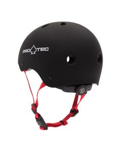 Pro-Tec Junior Classic Certified Helmet Matte Black