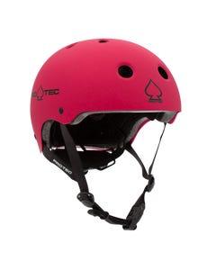 Pro-Tec Junior Classic Certified Helmet Matte Pink