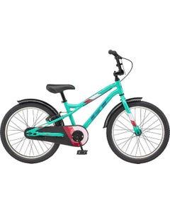 GT 20 Siren Girls Bike Gloss Pitch Green (2021)