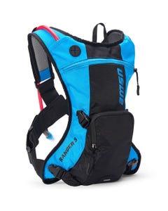 Hydration Pack USWE Ranger 3 Pack 2.0L Elite Blue / Black