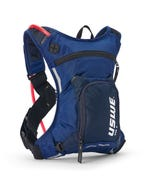 USWE 21 Raw 3 Hydration Pack 2.0L Factory Blue