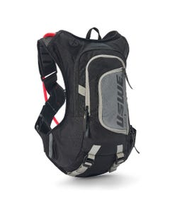 Hydration Pack USWE 21 Raw 8 Pack 3.0L Carbon Black