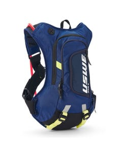 USWE 21 Raw 8 Hydration Pack 3.0L Factory Blue