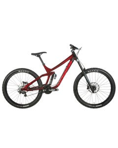 Norco Aurum A1 Downhill Mountain Bike Blood Candy Red/Apple Red (2020)