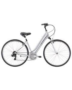Apollo Shoreline Women's Hybrid Bike Gloss Silver