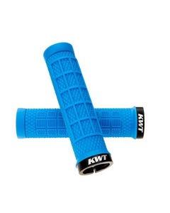 Ryfe BOSSA Single Lock On Pro Grips Blue