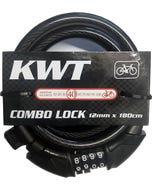 QBP Combo Coil Lock 180x12