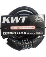 KWT Combo Coil Lock 150x8
