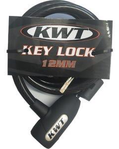 KWT Key Coil Lock 180x12