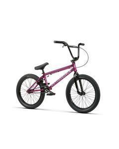 "WTP CRS Freecoaster 20.25"" BMX Bike Translucent Berry Blast (2021)"