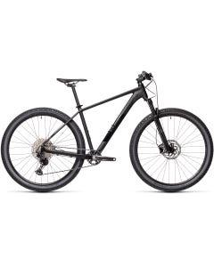 Cube Attention SL 27.5 Mountain Bike Black/Grey (2021)