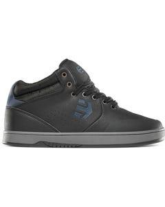 Shoes Etnies Marana Mid Crank Dark Black/Grey