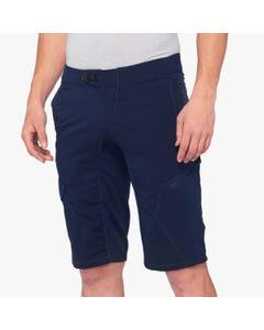 Shorts 100% Ridecamp Navy