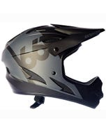 661 Comp Matte Black Fullface Helmet