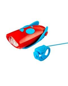 Bells Hornit Bells Mini Hornit Blue Red