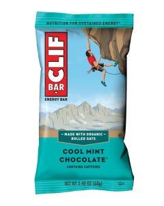 Clif Cool Mint Chocolate Energy Bar 68g