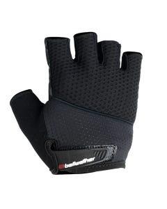 Bellwether Gel Supreme Black Short Finger Glove