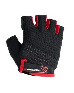 Bellwether Gel Supreme Short Finger Gloves Ferrari