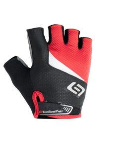 Bellwether Ergo Gel Short Finger Gloves Ferrari