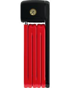 ABUS BORDO LITE 6055 Key Folding Lock 60cm Red