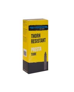 Freedom to Ride Thorn Resistant Presta Valve Tube 27.5 x 1.9-2.40 48mm